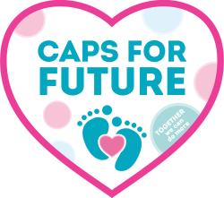 Caps for Future Logo