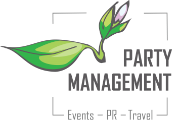 Party Management Logo